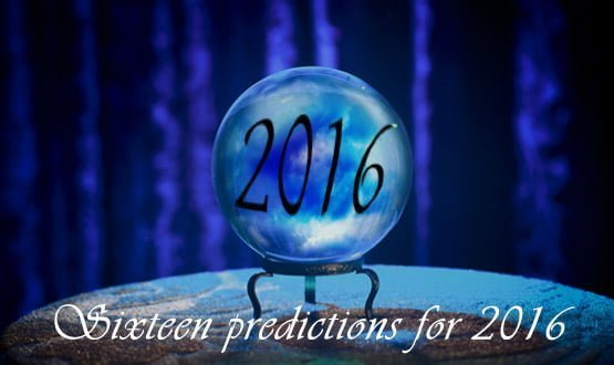 Sixteen healthcare IT predictions for 2016