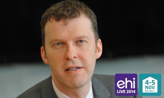 EHI Live profile: Andrew Griffiths