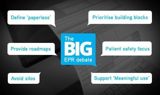 The Big EPR Survey: responses