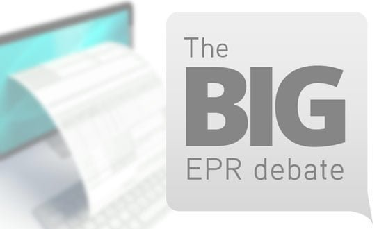 The Big EPR Debate begins