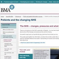ChangingNHS portal launched