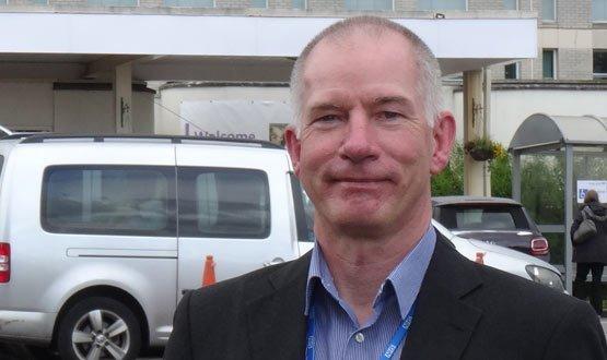 CCIO profile: Chris Fokke