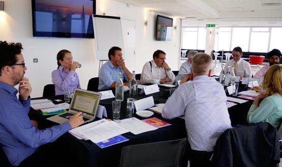 The Big EPR Debate: round table