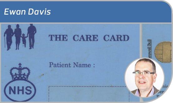 Ewan Davis: EPS – is it my fault?