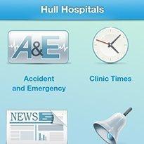 Hull creates real-time A&E waits app