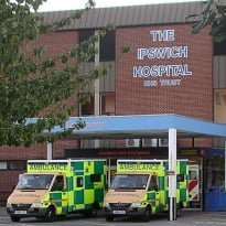 Ipswich looks to model A&E demand