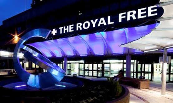 Royal Free London deploys patient portal powered by Induction Zesty