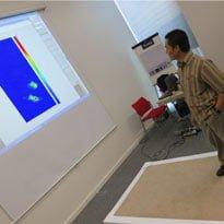 'Magic carpet' can detect falls