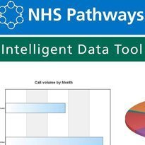 NHS Pathways data in new dashboard