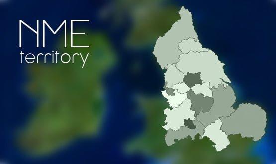 NME territory