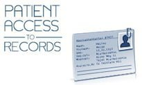 Records access target hit