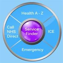 CSC and NHS Choices showcase app