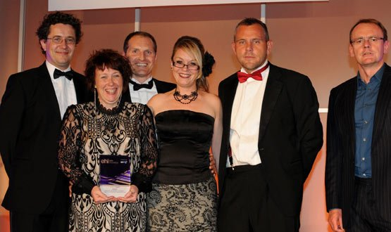EHI Awards 2011: Pen pushers