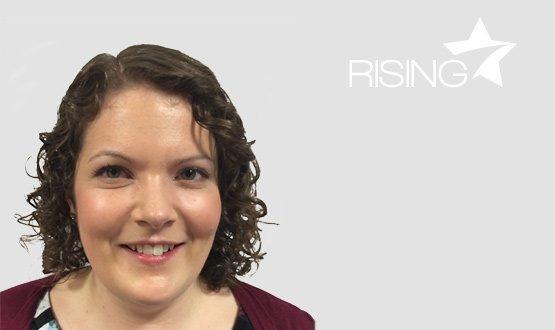Rising star: Madeleine Neve