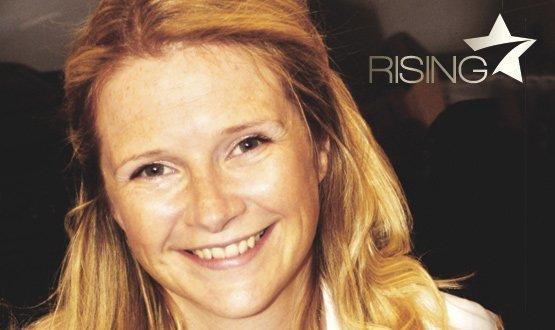 Rising star: Samantha Robinson