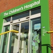 Sheffield Children's live with Medway