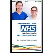 Southern Health listens with app