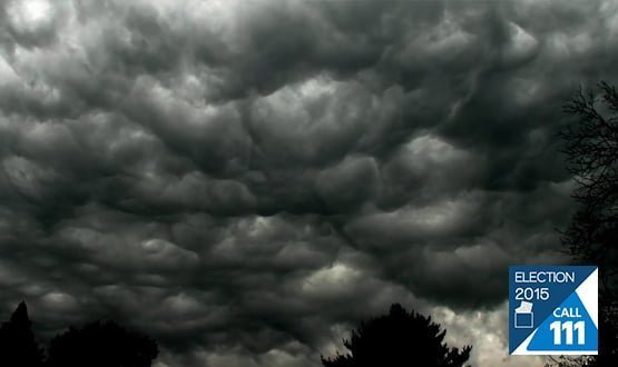 Calling up a storm