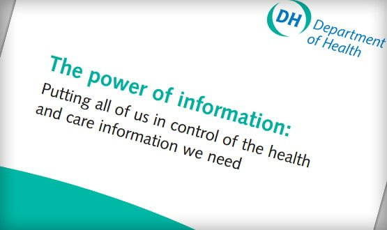 Carl Reynolds on The Power of Information