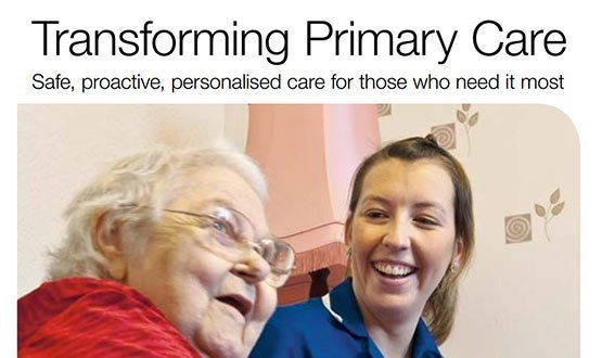 Another view: of transforming primary care