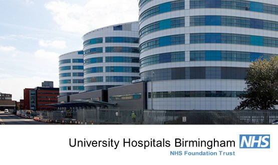 University Hospitals Birmingham live with new Carestream VNA
