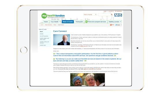 Axed patient feedback service cost £1.2m