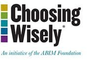 Choosing Wisely set for digital support