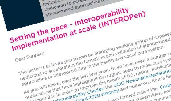 INTEROpen supplier group launched to promote open standards