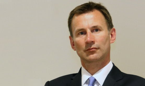 Jeremy Hunt becomes longest serving Health Secretary