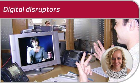 Laura's digital disruptors: GP video consultations