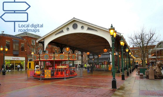 Digital Roadmap Focus: Cheshire