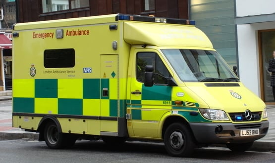 London Ambulance IT down for five hours on NYD