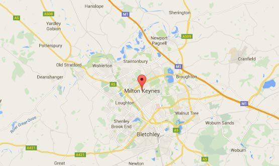 Milton Keynes expands record sharing