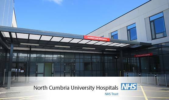Come hell or high water: North Cumbria opens IT-ready hospital