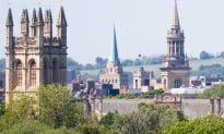 Oxford hits height in digital maturity