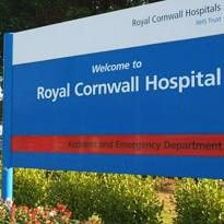 Cornwall runs Hospital at Night