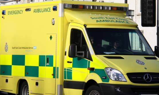 Ambulance trust uses forms on iPads