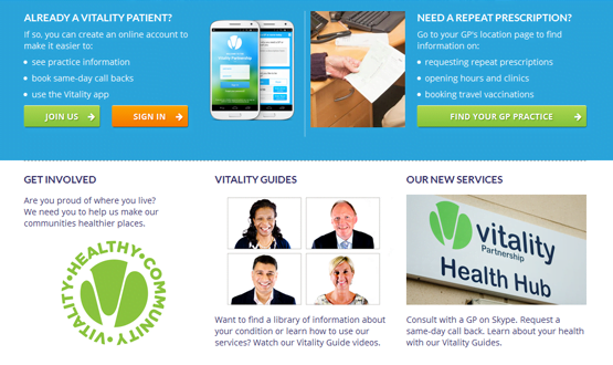 Health IT and Vitality