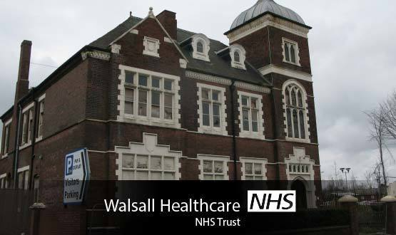 CQC cites EPR concerns at Walsall