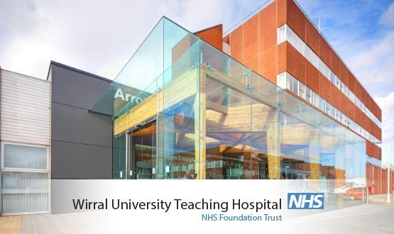 GDE Wirral Hospital recognised for innovation and technology use