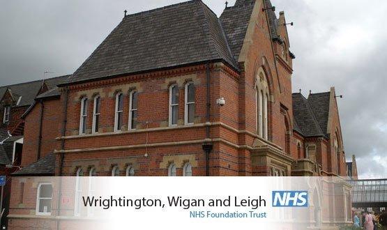 NHS trust markets A&E dashboard