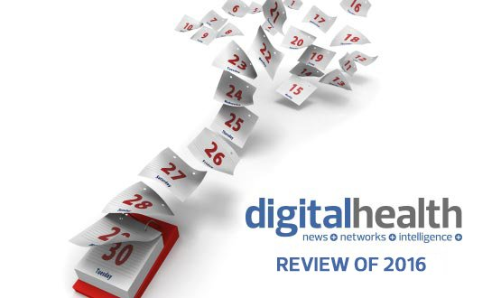 Most read Digital Health features and columns, 2016