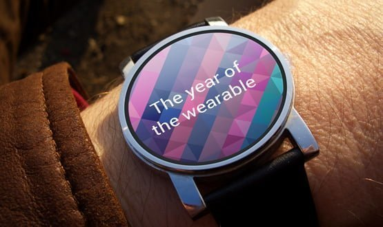 The year of the wearable
