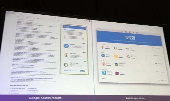 NHS England working with internet giants to promote digital tools