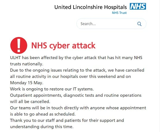 United Lincolnshire Hospitals