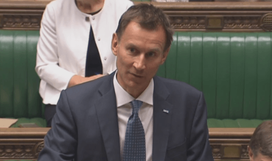 Hunt: IT error 'could have cut short the lives of up to 270 women'