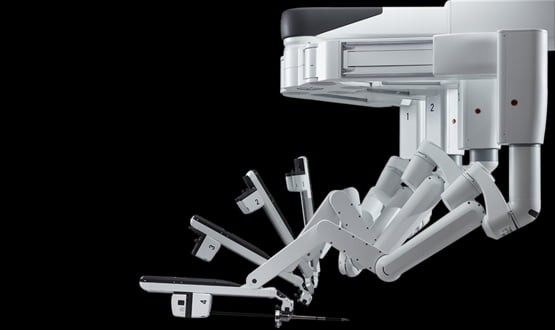 Rise of the robots: Robo-surgeons revolutionise Barts Health