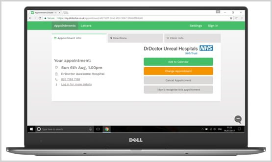 DrDoctor expands its service across three NHS trusts