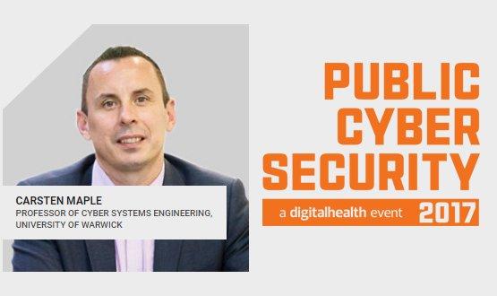 PCS Speaker Profile: Professor Carsten Maple on the evolution of cyber threats