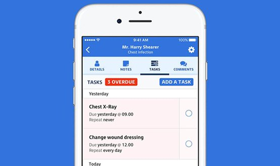 London learning centre pilots app to help share vital data